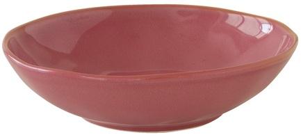 Тарелка суповая Interiors, 19 см, темно-малиновая EL-R2011_INTU Easy Life (R2S) тарелка суповая капри 21 5 см el r0943 capb easy life r2s