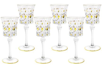 Набор бокалов для вина Флоренция (200 мл), 6 шт SM3172_656 Same набор для вина русские подарки 4 предмета подарочная упаковка