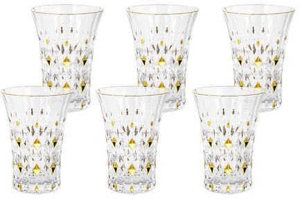 Набор стаканов для воды Флоренция (300 мл), 6 шт SM3176_656 Same