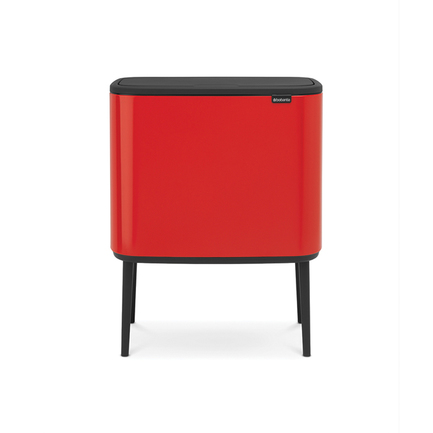 Мусорный бак Bо Touch Bin (36 л), пламенно-красный