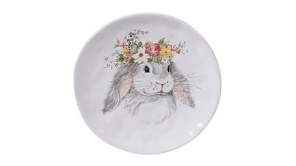 Тарелка закусочная Милый кролик-2, 21.5 см CER23231-2 Certified International Corp тарелка закусочная pasabahce family 19 5 см