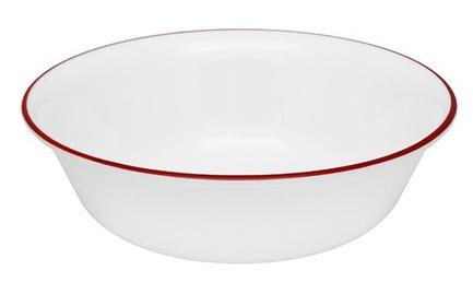Тарелка суповая Ruby Red, 16 см 1114015 Corelle