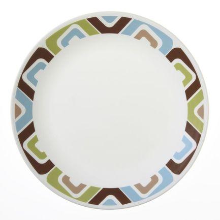 Тарелка обеденная Squared, 26 см 1074233 Corelle kahla pronto colore elfenbein тарелка 26 см
