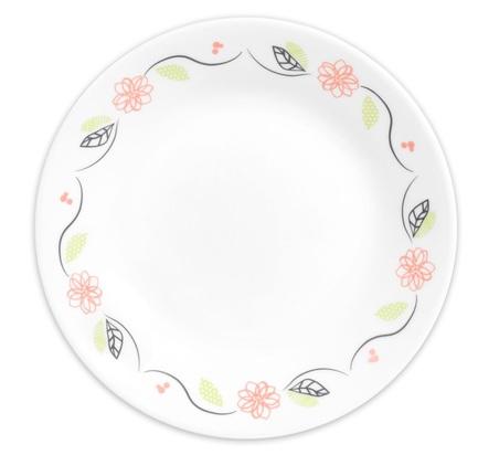 цена на Тарелка десертная Tangerine Garden, 15 см 1117761 Corelle