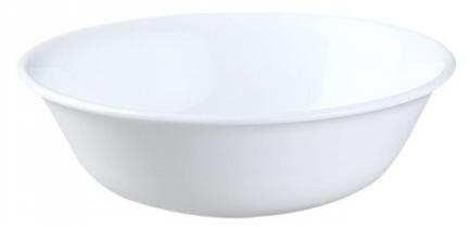 Тарелка суповая Winter Frost White, 16 см 6003905 Corelle