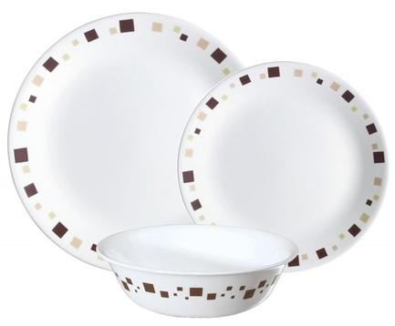 Набор посуды Geometric, 12 пр