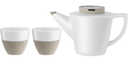 Чайный набор Infusion, 3 пр., мятный V24124 Viva Scandinavia