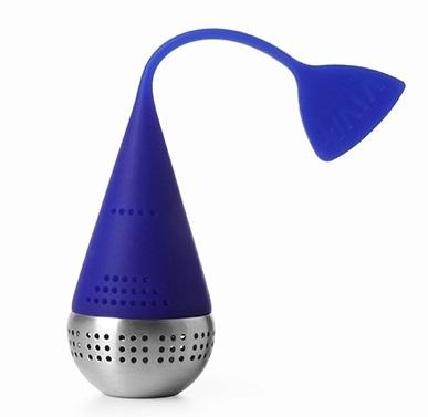 Ситечко для заваривания чая Egg, 10х4 см, ярко-синее V39164 Viva Scandinavia
