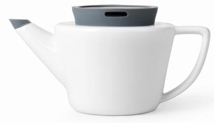 Чайник заварочный с ситечком Infusion (0.5 л), серый V34833 Viva Scandinavia