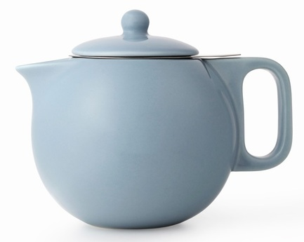 Чайник заварочный с ситечком Jaimi (0.9 л), голубой V76063 Viva Scandinavia
