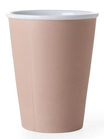 Чайный стакан Andy (320 мл), 11х9 см, розовый V70850 Viva Scandinavia