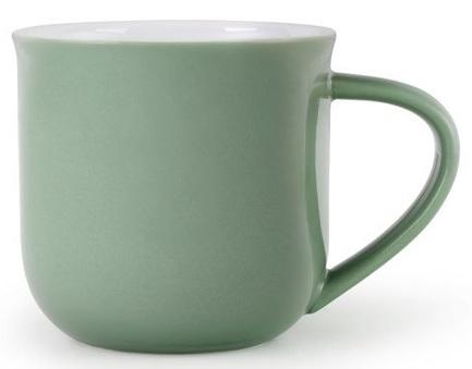 Чайная кружка Minima (380 мл), 8.8х9.3 см, 2 шт., зеленая V81246 Viva Scandinavia