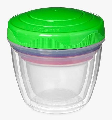 Фото - Набор контейнеров To Go, 3 шт 21483 Sistema полесье набор игрушек для песочницы 468 цвет в ассортименте