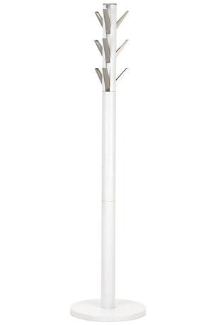 Вешалка напольная Flapper, 169.1 см, белая 320361-660 Umbra вешалка напольная homemaster цвет черный серебристый 81 х 40 см 94 160 см