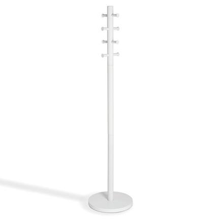 Вешалка напольная Pillar, 167 см, белая 1005871-1006 Umbra вешалка напольная homemaster цвет черный серебристый 81 х 40 см 94 160 см