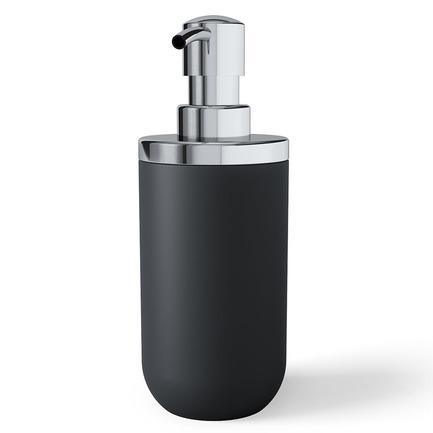 Диспенсер для мыла Junip (283 мл), 18 см, черный 1008027-152 Umbra диспенсер для мыла axentia graz eckig квадрат 131077 черный 275 мл