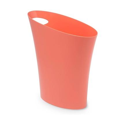 Контейнер мусорный Skinny, 34х17х33 см, розовый 082610-180 Umbra стоимость