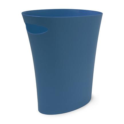 Контейнер мусорный Skinny, 34х17х33 см, синий 082610-1163 Umbra