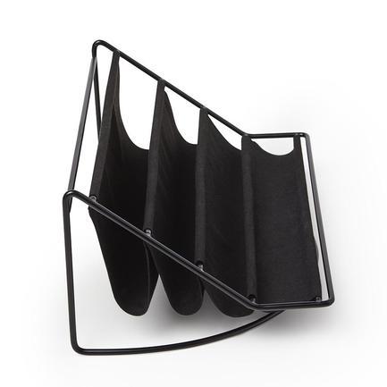 Фото - Органайзер для аксессуаров Hammock большой, черный 1011100-040 Umbra органайзер для аксессуаров hammock черный черный