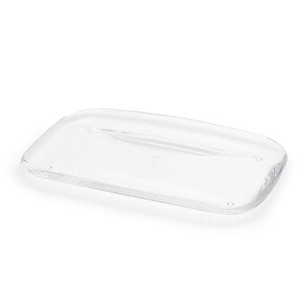 Органайзер для мелочей Droplet, 24.8х15.3 см, прозрачный 1005786-165 Umbra органайзер для мелочей и косметики artmoon belle из двух частей 24x14x15 и 22x12 5x8 см акрил