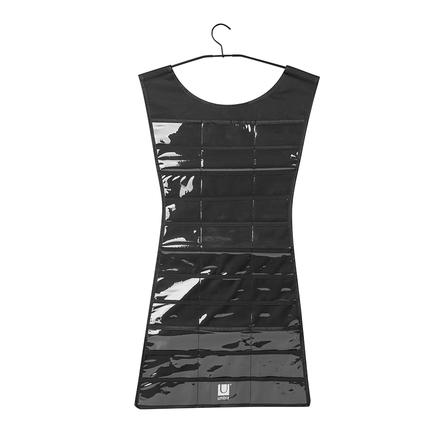 Органайзер для украшений Little dress, черный 299035-040 Umbra цена 2017
