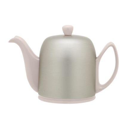 Чайник заварочный Salam Pink (0.7 л), с колпаком, на 4 чашки