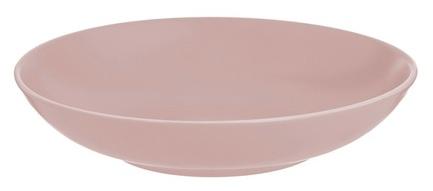 Тарелка для пасты Classic, 23 см, розовая 2001.998 Mason Cash