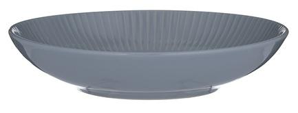 Тарелка для пасты Linear, 23 см, синяя 2002.122 Mason Cash цена 2017