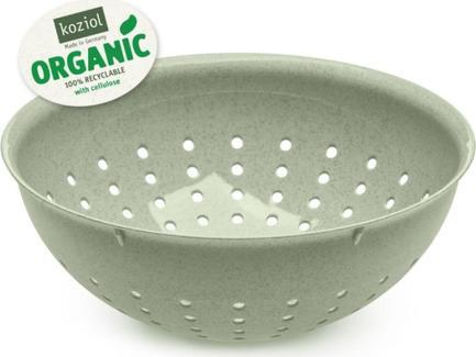 Дуршлаг Palsby M Organic (2 л), зеленый