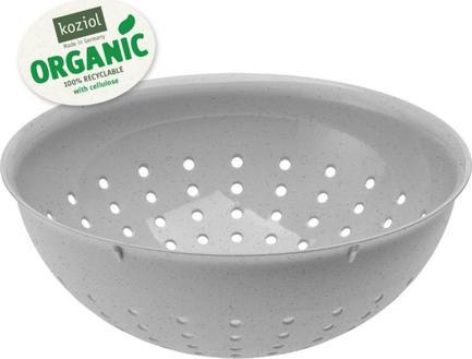 Дуршлаг Palsby M Organic (2 л), серый