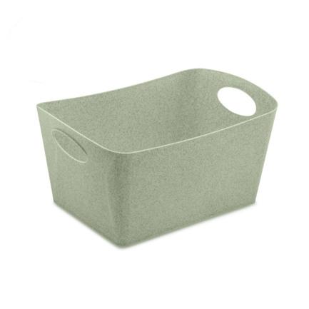 Контейнер для хранения Boxxx M Organic (3.5 л), 14.9x29.8x19.7 см, зеленый 5744668 Koziol контейнер для хранения koziol boxxx 48 31 24 см голубой