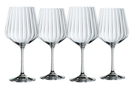 Набор бокалов для коктейлей Gin&Tonic (640 мл), 4 шт