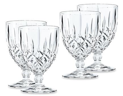 Набор низких бокалов Noblesse (230 мл), 4 шт