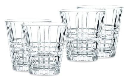 Набор стаканов Square (260 мл), 4 шт