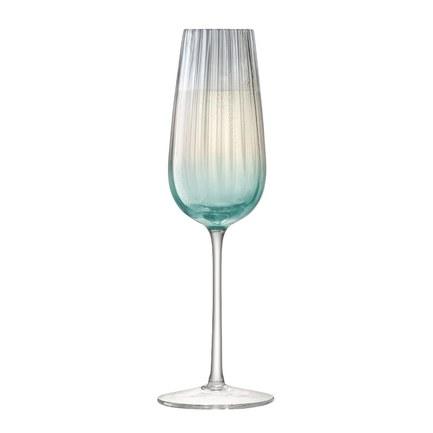 Набор фужров для шампанского Dusk (250 мл), зелено-серый, 2 шт G1332-09-151 LSA International