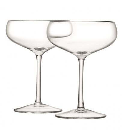 Набор бокалов для шампанского Wine (215 мл), 4 шт