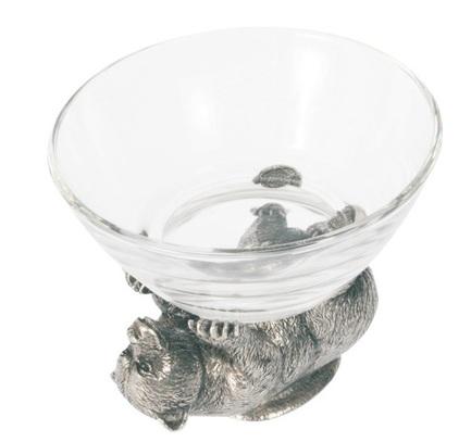 Чаша для конфет и орешков