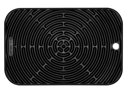 Силиконовая подставка под горячее Classic (93005000140000), 24 см, черная 00053076 Le Creuset подставка под горячее rosenberg 16 5 см