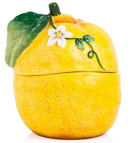 Сахарница Лимоны, 540 мл CER23134 Certified International Corp