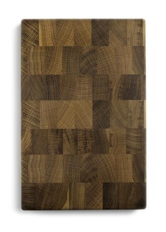 Доска разделочная из дуба, торцевая, маленькая, 30 х 20 см WD-0323 Woodeed доска трансформер vetta яблоко 27 х 30 см