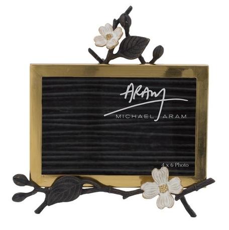 Рамка для фото на подставке Цветок кизила, 10х15 см
