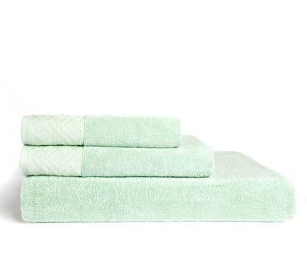Полотенце для рук Je'taime, 80х30 см, зеленое