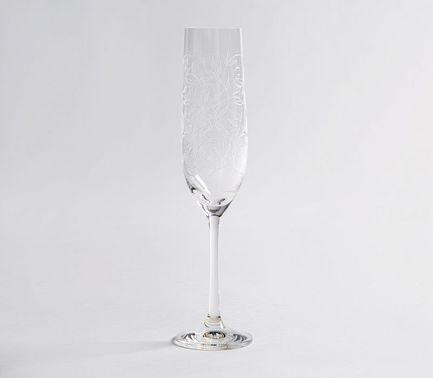 Набор бокалов для шампанского Natura (190 мл), 2 шт.