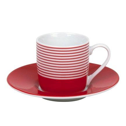 """Кофейная пара эспрессо """"Mariniere rouge"""" (85 мл)"""