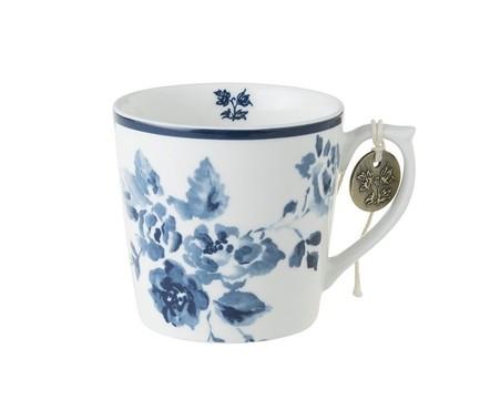 Чашка China Rose (240 мл) 178241 Laura Ashley