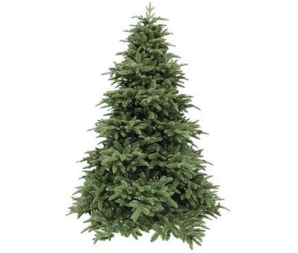 Ель Нормандия 100% литая, 230 см, темно-зеленая 72082 Triumph Tree