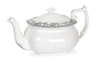 Чайник Деламер, сельские мотивы (1.1 л) SPD-DR1400 Spode чайник заварочный spode английские охотничьи мотивы 1 3 л