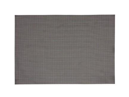 Салфетка подстановочная 48х33 см, черная