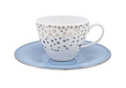Фото - Чашка Silver Rain (260 мл) 120150695 Porcel чашка porcel grace 260 мл
