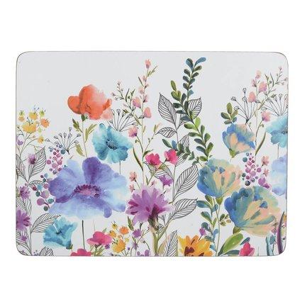Салфетка подстановочная Meadow Floral, 40х29 см, 4 шт